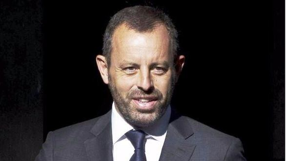 Sandro Rosell, detenido