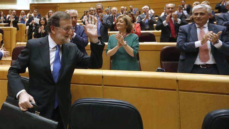 Los tuits del día. Rajoy y el gran zasca a Espinar