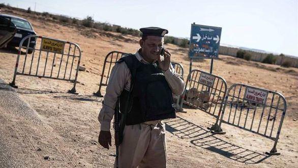 Egipto bombardea Libia en represalia por el atentado contra los cristianos coptos
