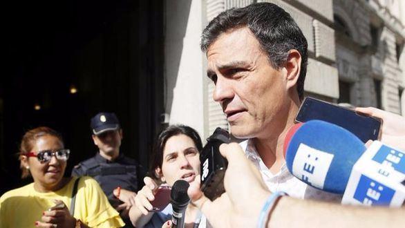 Sánchez decidirá si el PSOE vota