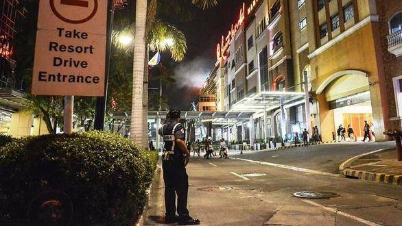 Al menos 37 muertos en el ataque contra un casino en Manila