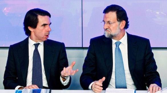 Aznar lanza una nueva andanada contra los políticos actuales
