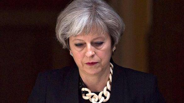 May, indignada ante la escalada terrorista en Reino Unido