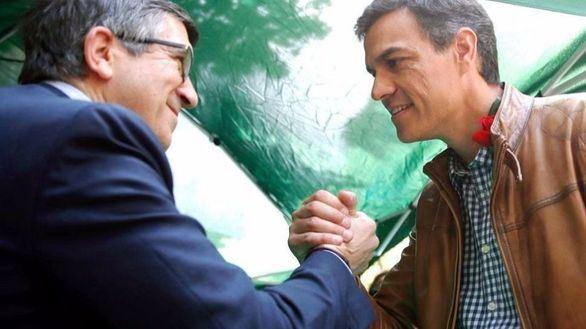 Sánchez ofrece a López un puesto en su nueva Ejecutiva