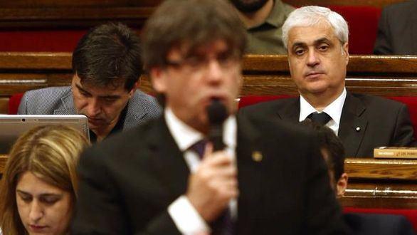 Revuelo en Cataluña por la renuncia de Gordó