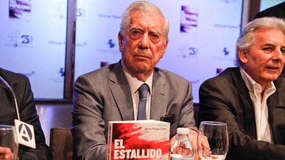 Mario Vargas Llosa: 'El populismo, el principal enemigo de la democracia liberal'