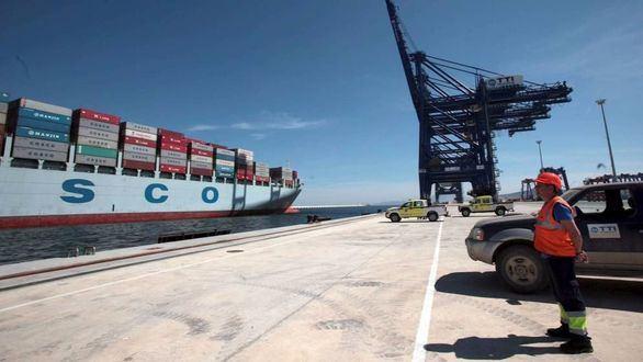 La huelga de 48 horas en la estiba ha obligado ya a desviar 31 barcos
