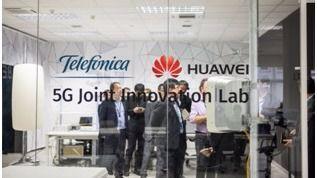 Telefónica y Huawei lanzan un Open Lab para impulsar el Internet de las Cosas