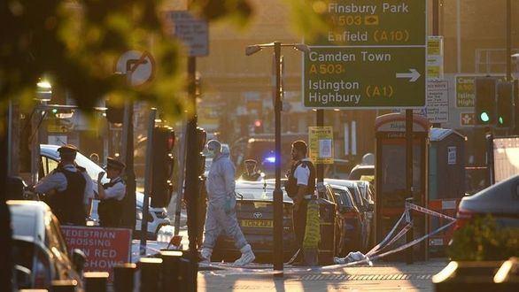 Un muerto en otro atentado terrorista en Londres