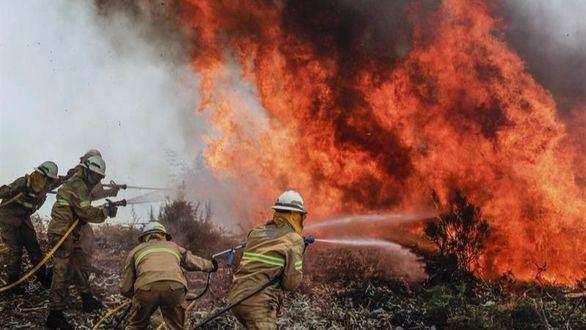 El presidente de Portugal agradece a España su colaboración en el incendio