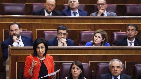 Mariano Rajoy 'recuerda' al PSOE sus dos amnistías fiscales