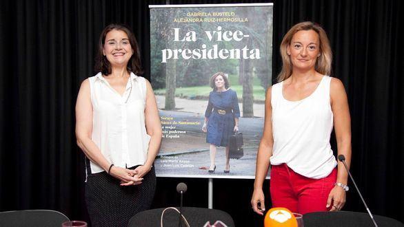 La vice-presidenta, una biografía que