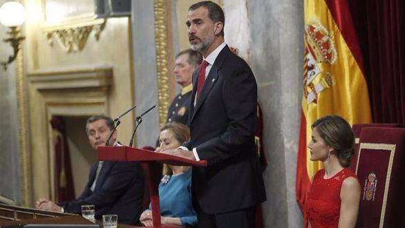 El Rey a Puigdemont: