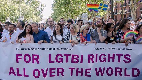 Representantes de todas las formaciones políticas acuden al World Pride, el PP inclusive