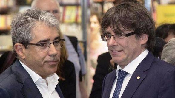 Rebelión en el PDeCAT contra Puigdemont:
