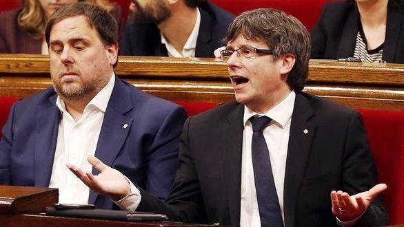Nuevo golpe al referéndum: el TC catalán lo rechaza