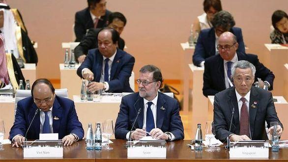 Rajoy presume de crecimiento económico en el G20