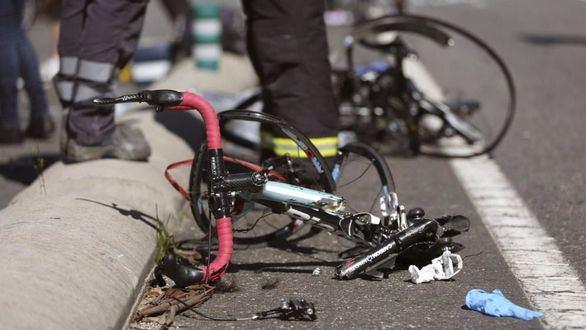 La carretera se cobra la vida de otro ciclista