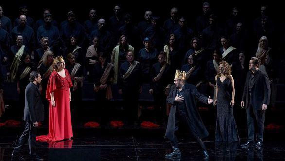 Un Macbeth de lujo protagonizado por Plácido Domingo cierra la temporada del Real