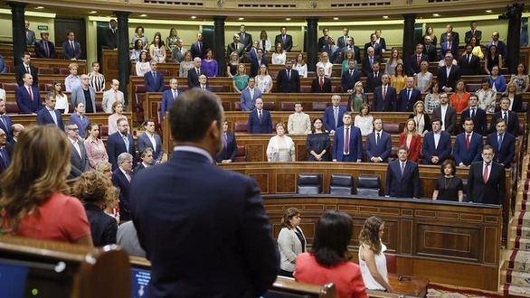 El Congreso rinde un sentido homenaje a Miguel Ángel Blanco
