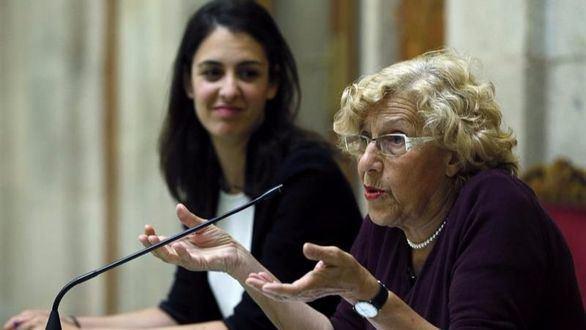 Carmena destinará 100 millones de euros a propuestas ciudadanas