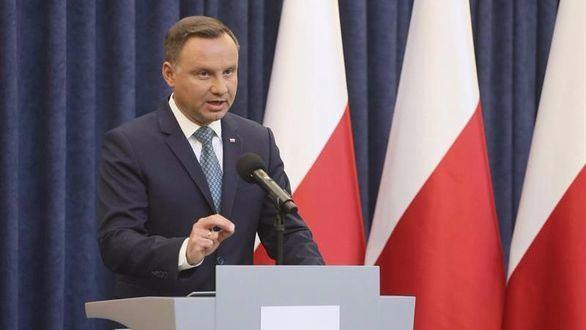 El presidente polaco veta la reforma judicial rechazada por la UE
