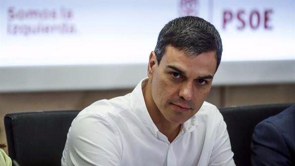 Crisis en el PSOE por la plurinacionalidad de Pedro Sánchez