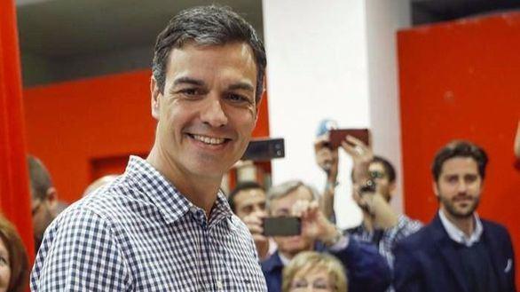 CIS: notable subida del PSOE, que se queda a cuatro puntos del PP