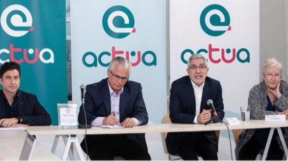 Gaspar Llamazares y Baltasar Garzón registran un nuevo partido