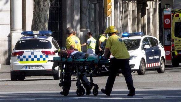 Un niño de tres años, entre las víctimas del atentado de Barcelona