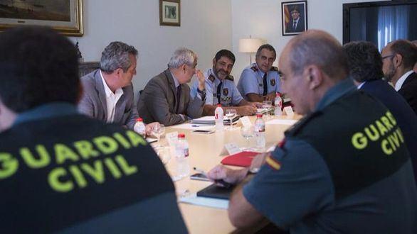 Duro comunicado de la Guardia Civil y la Policía contra la Generalidad por marginarles