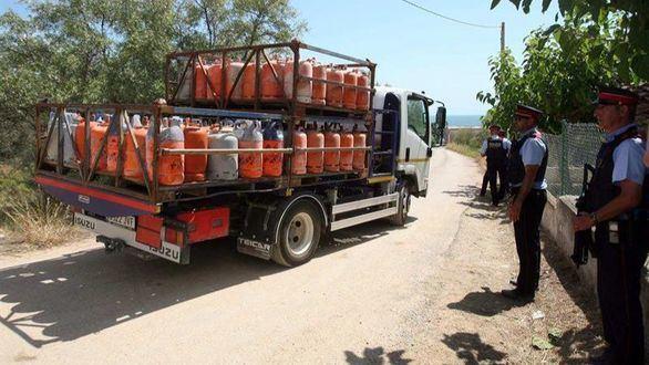 Los Mossos se justifican por no dejar entrar a la G. Civil en Alcanar