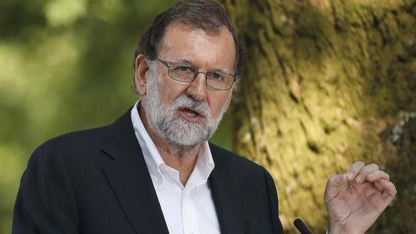 Rajoy elogia que el Rey estuviera en la manifestación contra el terrorismo