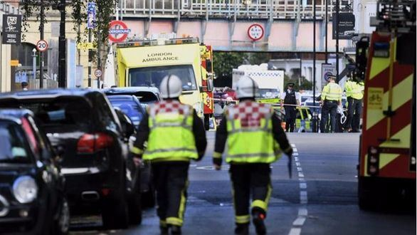 Daesh reivindica el atentado en el metro de Londres