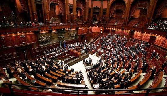 Italia disuelve su parlamento y convoca elecciones el 4 de for Roma parlamento