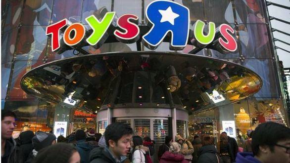 Toys 'R' Us cae víctima de la competencia del comercio electrónico