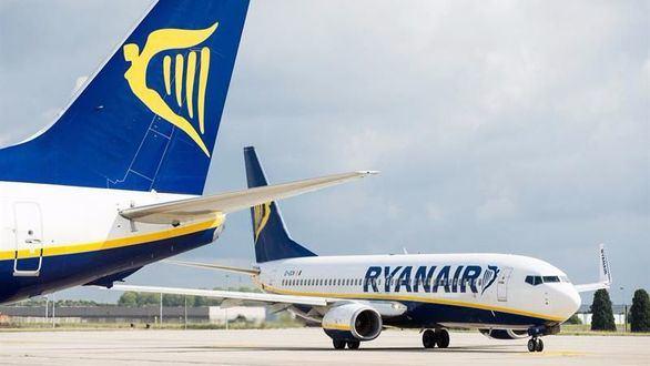 Ryanair suspende hasta 2.100 vuelos por un