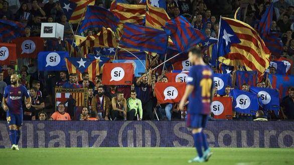 Los tuits del día. El Barça condena las acciones del Gobierno y la Guardia Civil