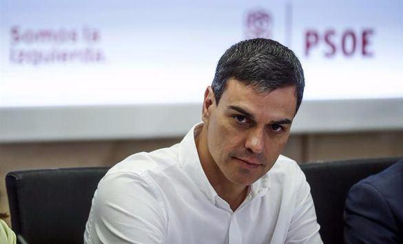 Sánchez pide 'prudencia' al Fiscal General del Estado