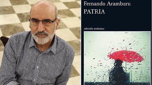 Fernando Aramburu, Premio Nacional de Narrativa 2017 por Patria
