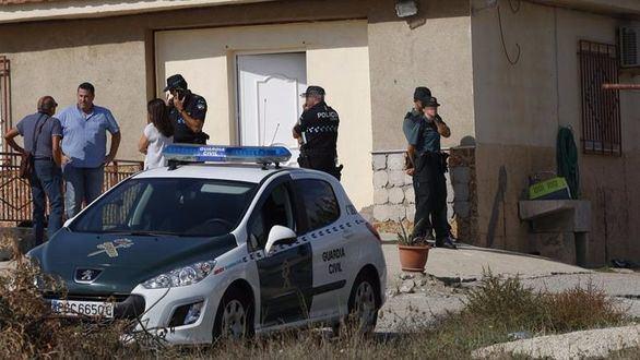 Un hombre mata a su mujer y después se suicida en Almería