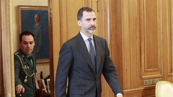 Felipe VI cancela su asistencia a los premios de ABC por Cataluña
