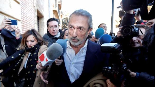 Correa alega arrepentimiento en el caso Gürtel