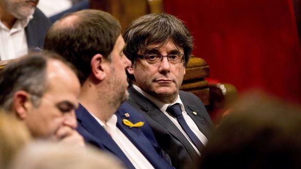 La Audiencia Nacional cita a Puigdemont este jueves por rebelión y sedición