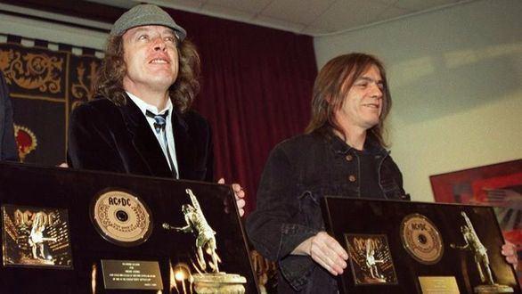 Fallece el guitarrista y cofundador de AC/DC, Malcolm Young