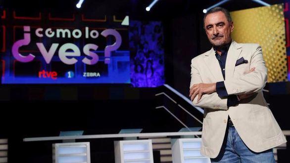 TVE cancela el programa de Carlos Herrera