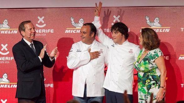 ABaC (Jordi Cruz) y Aponiente (Ángel León), nuevos tres estrellas Michelin