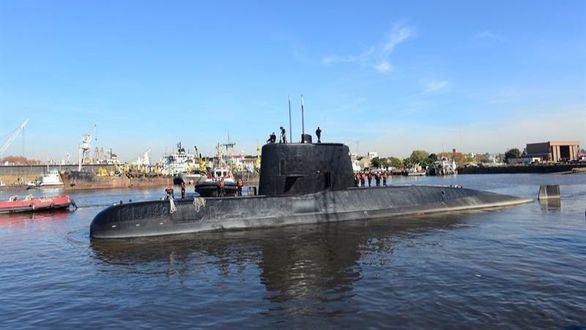 La armada argentina no consideró una