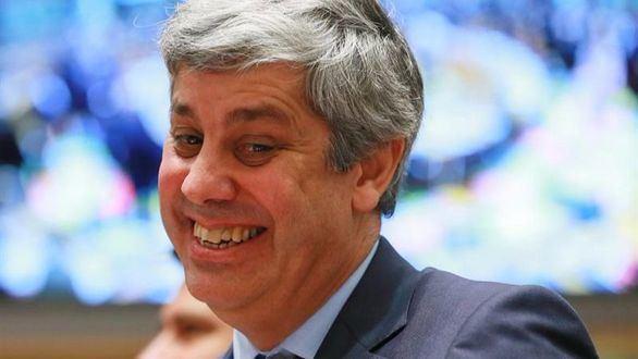 El portugués Mário Centeno, nuevo presidente del Eurogrupo