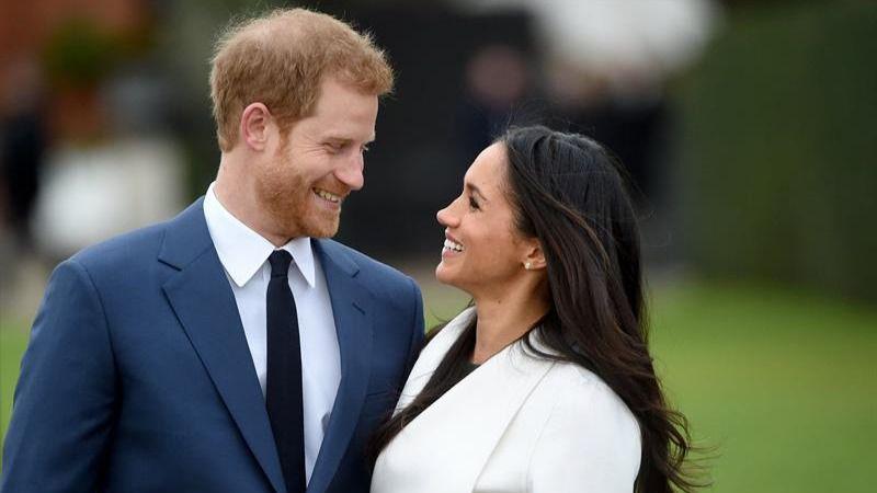 El príncipe Enrique y Meghan Markle se casarán el próximo 19 de mayo